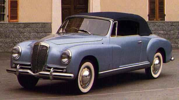 1950 Lancia Aurelia B10