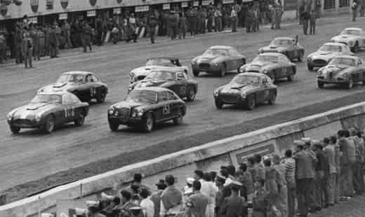 Monza, Coppa Intereuropa 1955