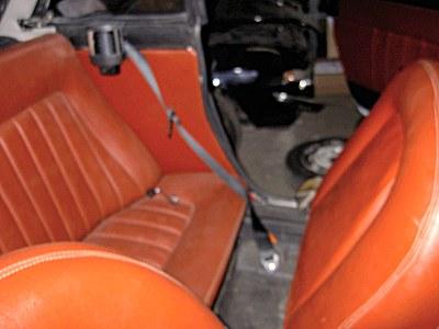 What Is A Sedan >> seat belts for Fulvia, Flavia, Flaminia coupe